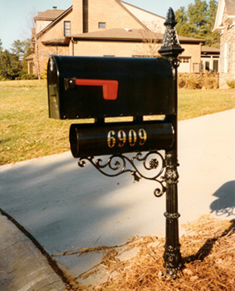 Watson Steel Amp Iron Works Mailboxes