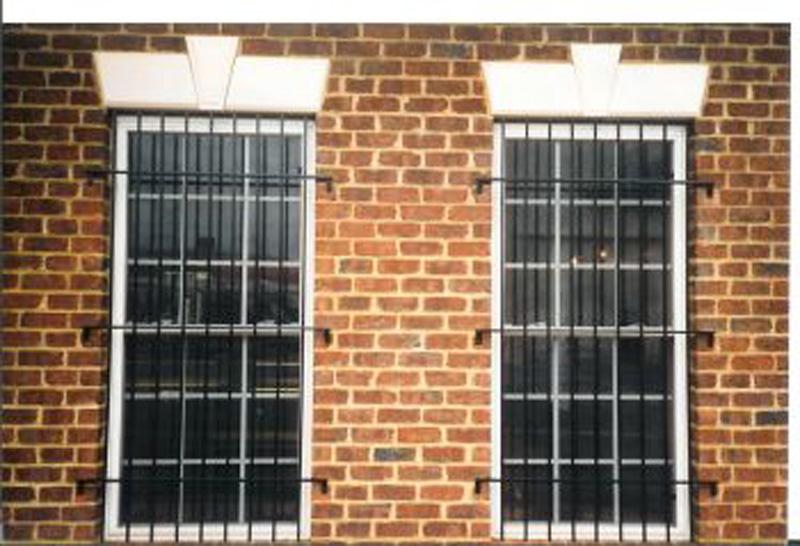 Security Bars U0026 Window Boxes